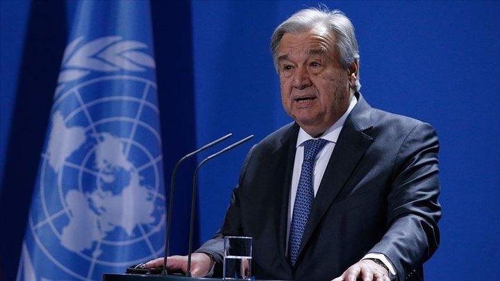 """غوتيريش يدعو إلى حوار مع """"طالبان"""" مع تدهور الاقتصاد في أفغانستان"""