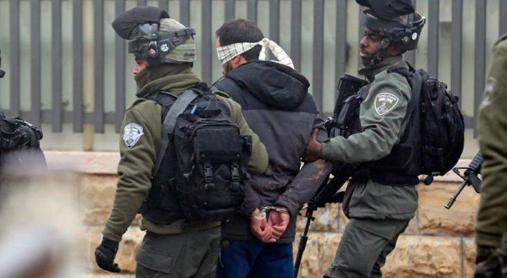 جنين: الاحتلال يعتقل ثلاثة أسرى محررين من يعبد