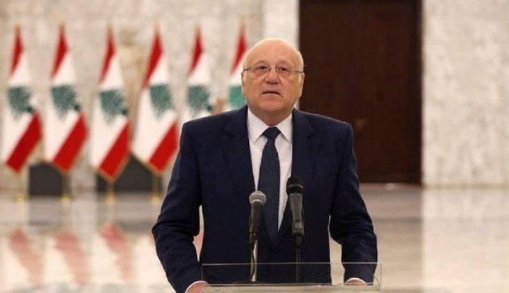 أمريكا ترحب بالإعلان عن الحكومة الجديدة في لبنان