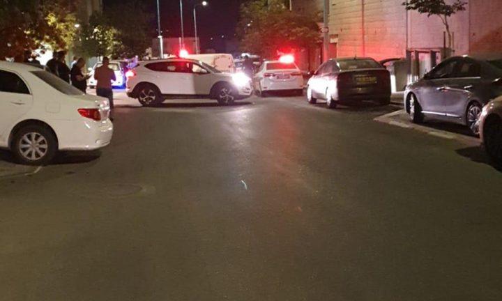 اطلاق نار على منزل ضابط في شرطة الاحتلال ببلدة كفر كنا