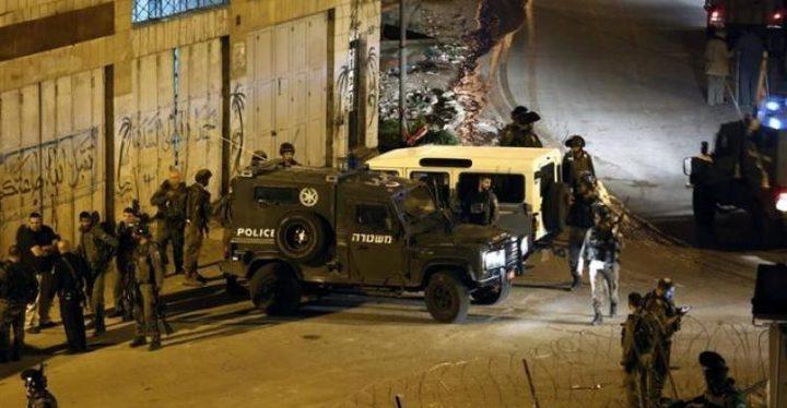 الاحتلال يواصل حملات التفتيش جنوب غرب جنين