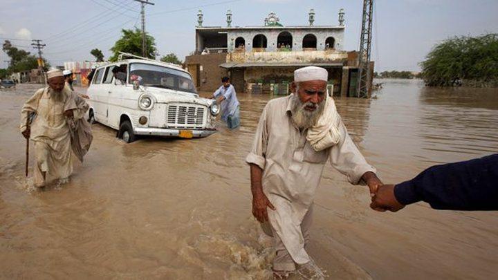 باكستان: مقتل 17 شخصا نتيجة الأمطار والفيضانات