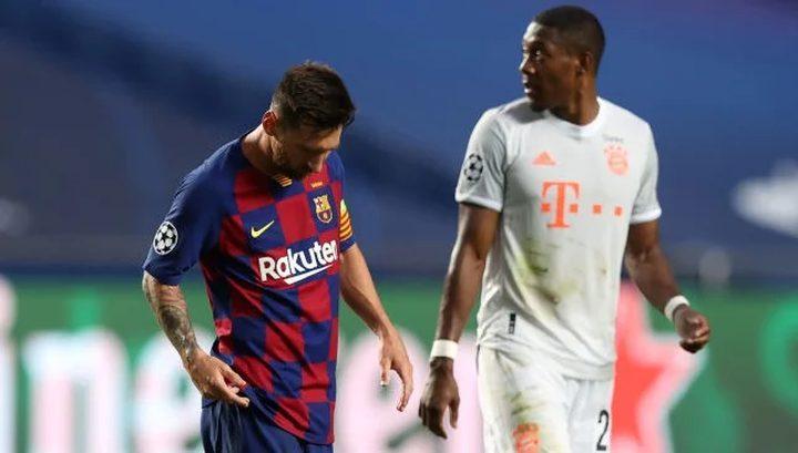 مدرب ميونخ: برشلونة ليس أسوأ بدون ميسي.. وأخشى المفاجآت