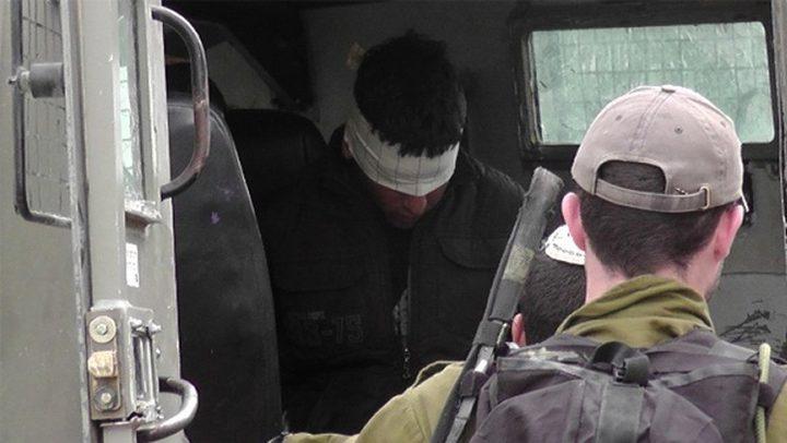 اعتقال 3 مواطنين من بيت لحم