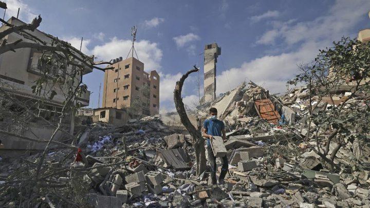 مسؤول إسرائيلي: إعمار غزة مشروط بإنجاز تقدم في قضية الأسرى