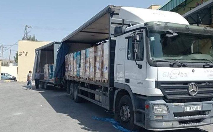 وزيرة الصحة: شحنة أدوية بأكثر من 12 مليون شيقل في طريقها إلى غزة