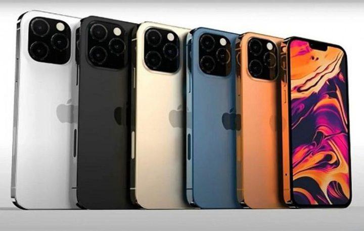 """الجيل الجديد بخمسة ألوان.. أبل تكشف عن """"آيفون 13"""""""