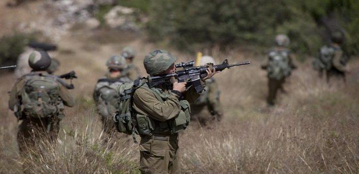 إصابات بالرصاص وحالات اختناق في مواجهات مع الاحتلال بسعير