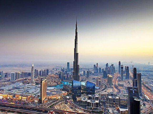 بيع أغلى قطعة أرض في دبي