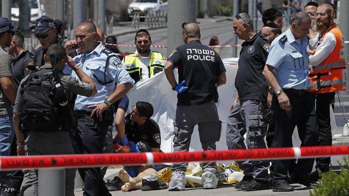 الاحتلال يزعم: تعرض مستوطن للطعن من شاب فلسطيني في يافا