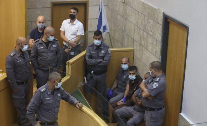 محامٍ يروي تفاصيل زيارته للأسير المعاد اعتقاله محمد العارضة
