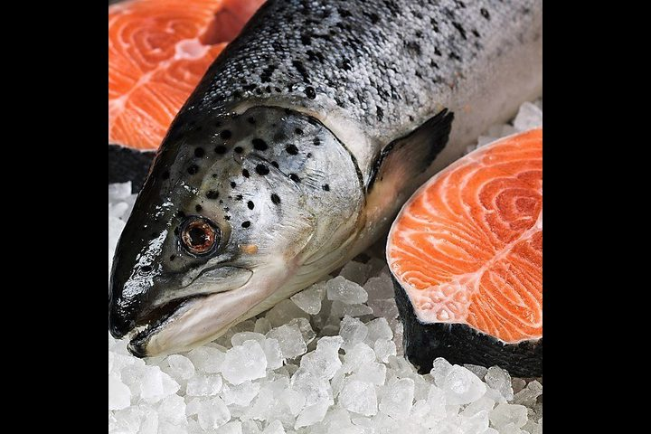ما هي الفوائد الصحية لتناول سمك السلمون الأطلسي؟