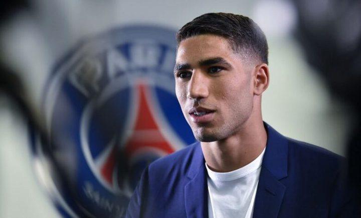 كونتي: حكيمي يحلم بالعودة لريال مدريد