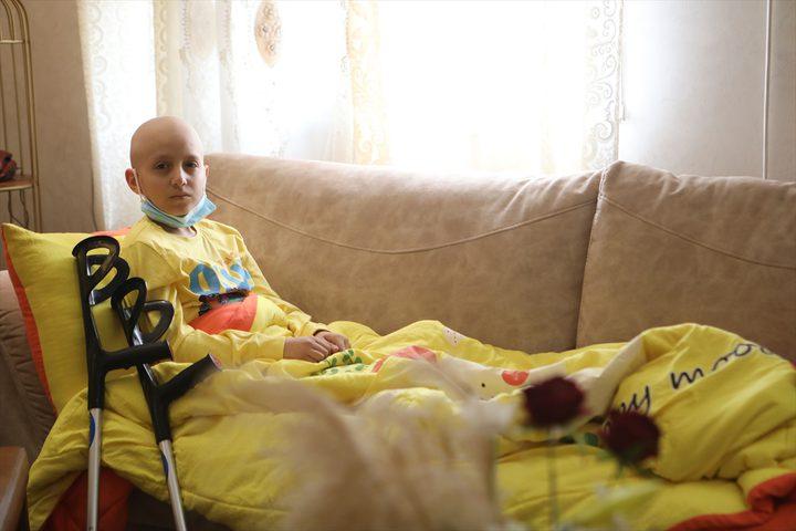 سلطات الاحتلال تحرم الطفل أحمد من جرعة الكيماوي بعد اعتقال والده