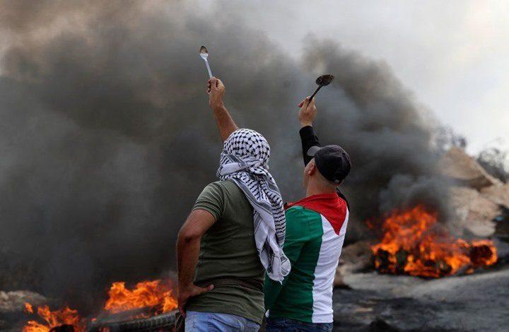 نابلس: غداً الجمعة يوم غضب شعبي واسع للتضامن مع الاسرى