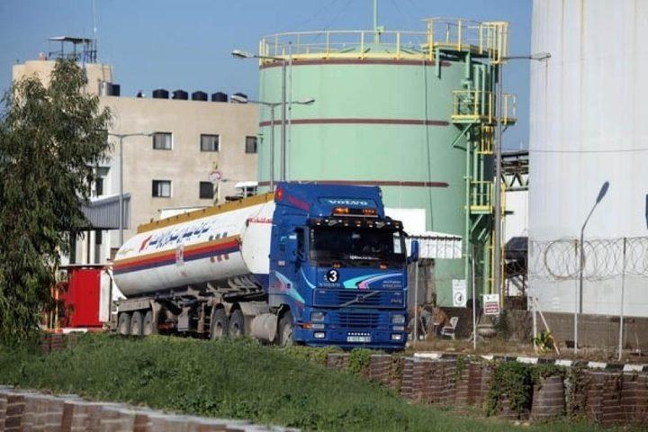 فتح معبر كرم أبو سالم غداً الجمعة لإدخال كمية من الوقود القطري