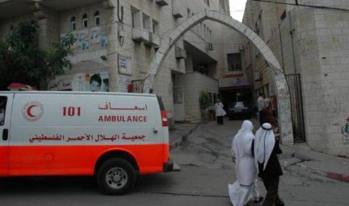نابلس: الهلال الأحمر يشكو من تأخر صرف أموال بيت المسنين