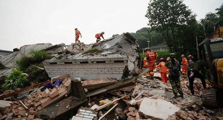 الصين: مقتل ثلاثة جراء زلزال سيتشوان وإطلاق نداء طارئ