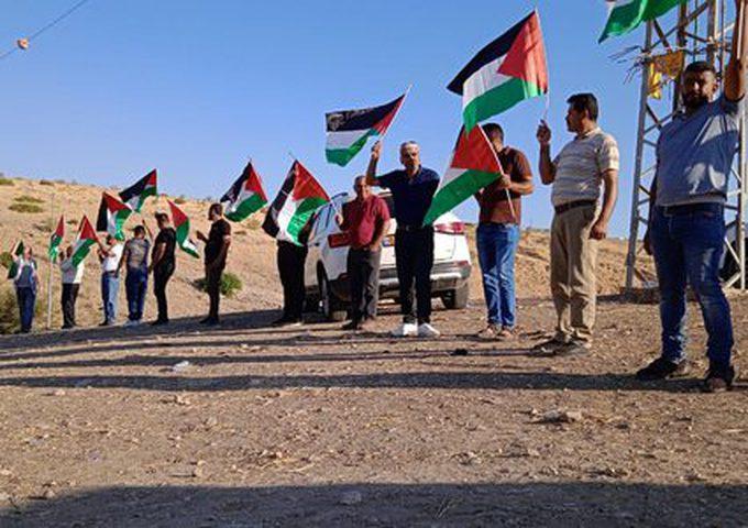 دعوة لمظاهرة  داعمة للأسرى أمام سجن الجلمة الأحد المقبل