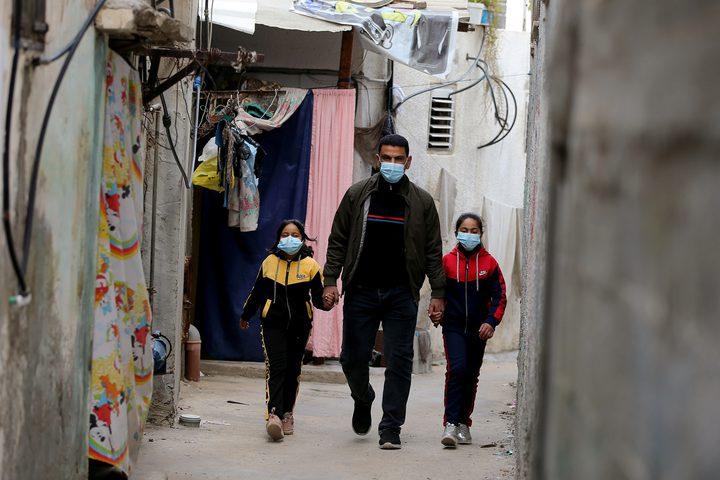 15 وفاة و1433 اصابة جديدة بكورونا بقطاع غزة
