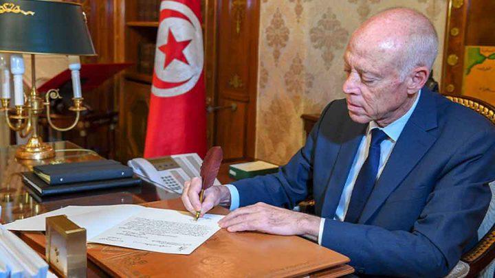 خلافات تتجدد بين رئيس تونس والنهضة حول البرلمان والدستور