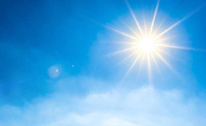 حالة الطقس: ارتفاع على درجات الحرارة لتصبح حول معدلها السنوي