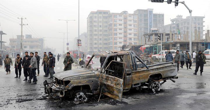 وقوع جرحى جراء انفجارين في العاصمة الأفغانية كابل