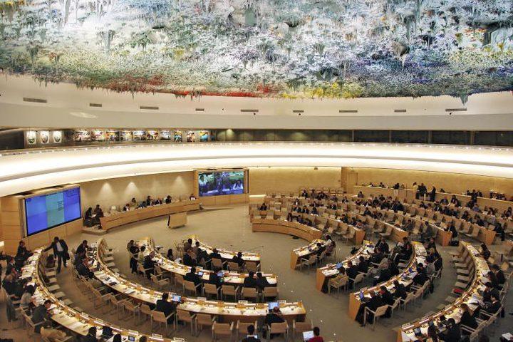 المجلس الوطني يطالب بعقد مؤتمر للدول الأطراف في اتفاقيات جنيف
