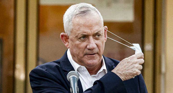غانتس يدرس إلغاء تصاريح بناء في خربة بيت زكريا