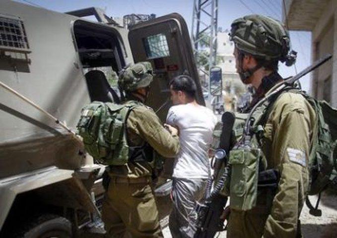 الاحتلال يعتقل فتى ويستدعي أسيرا محررا من بيت لحم