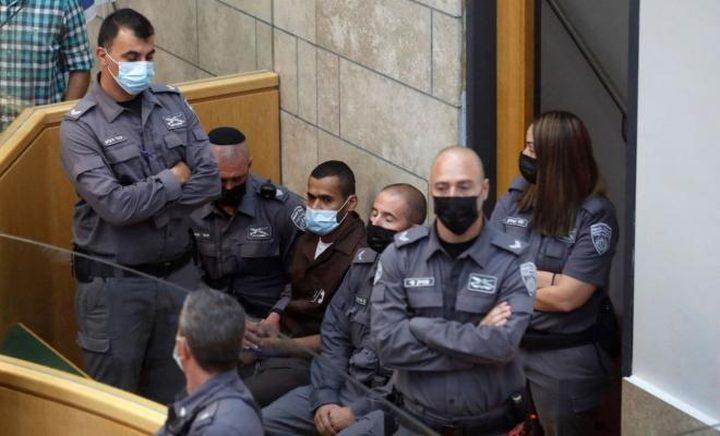 محكمة الاحتلال تمدد اعتقال الأسيرين أيهم كممجي ومناضل نفيعات