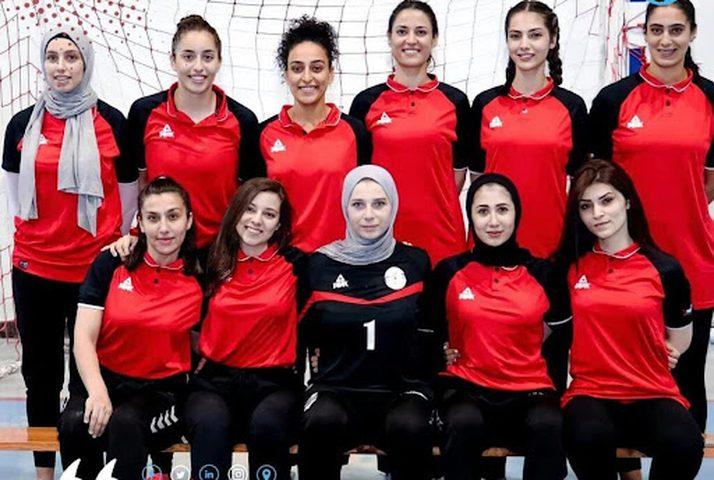 الهزيمة الرابعة على التوالي لمنتخب فلسطين للسيدات لكرة اليد