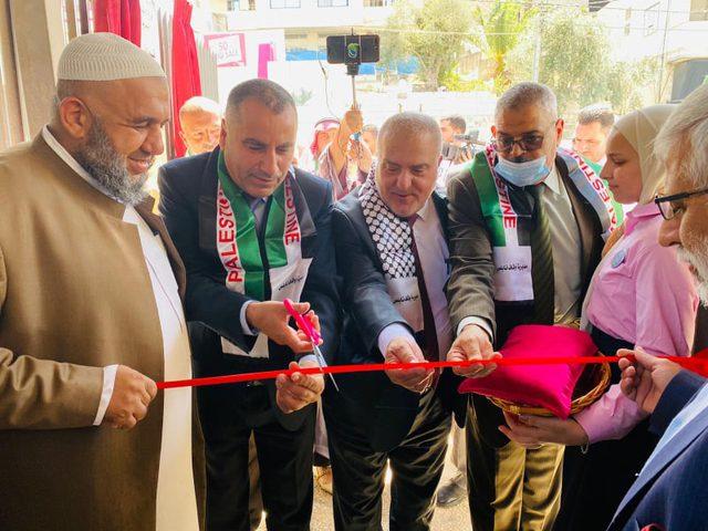 الأوقاف تفتتح مدرسة لتعليم القرآن الكريم في نابلس