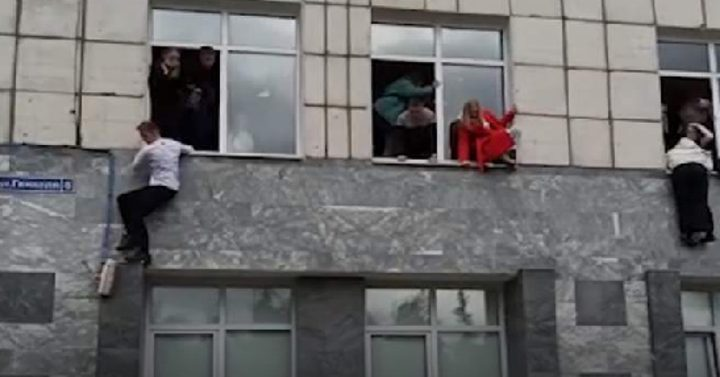 مصرع 5 أشخاص بإطلاق نار داخل جامعة بيرم الروسية