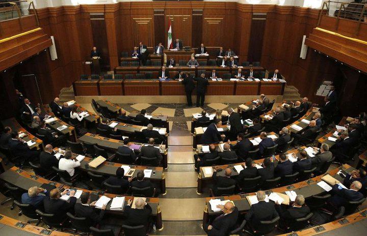 البرلمان اللبناني يمنح الثقة للحكومة الجديدة