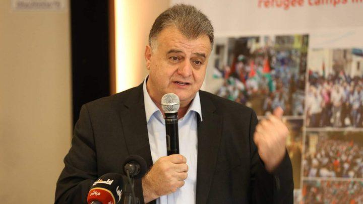 """سعد: هجمة """"حماس"""" على الرئيس تعكس إصرارها على شق الصف الفلسطيني"""