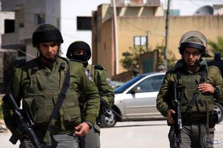الاحتلال يستولي على مركبة شحن في بلدة الخضر جنوب بيت لحم