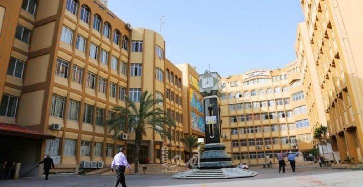 جامعة الأزهر تستنكر اعتداء عناصر أمن حماس على موظفيها وطلبتها
