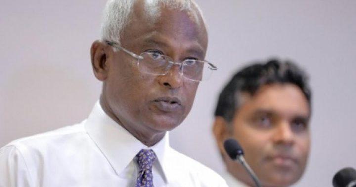رئيس المالديف يدعو العالم إلى الاعتراف الكامل بدولة فلسطين