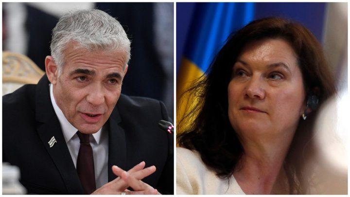 عودة العلاقات الإسرائيلية السويدية على مستوى وزيري الخارجية