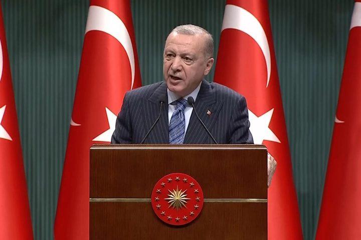 أردوغان: سنواصل الوقوف في وجه انتهاك الوضع القائم في القدس