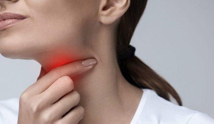 كيفية التخلص من التهاب الحلق