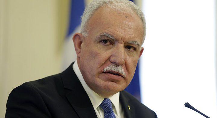 المالكي يطالب الأمم المتحدة بتنفيذ قراراتها المتعلقة بفلسطين