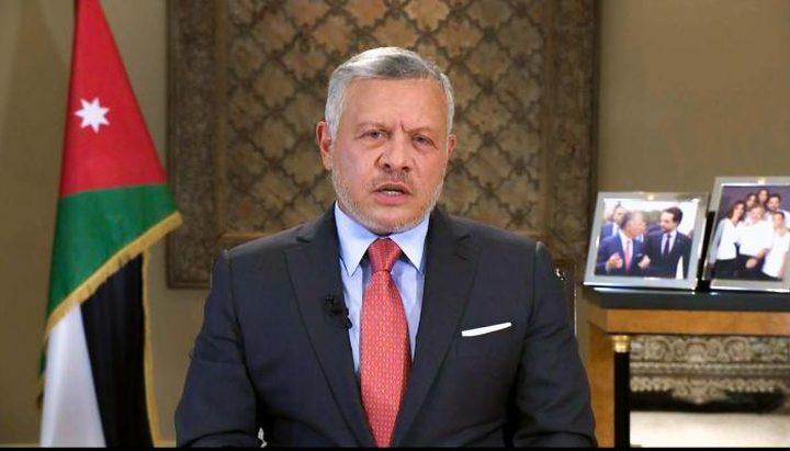 ملك الأردن: سنستمر بالعمل على الحفاظ على مدينة القدس