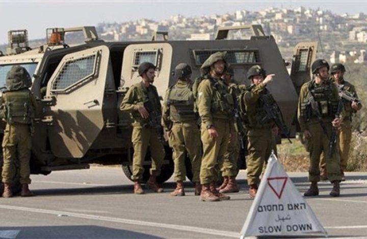 الاحتلال ينصب حواجز عسكرية على مداخل يعبد بجنين