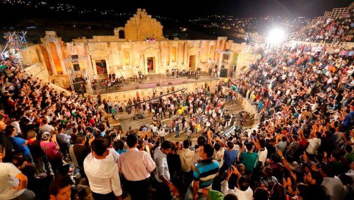 """انطلاق مهرجان """"جرش للثقافة والفنون"""" في الأردن بدورة استثنائية"""