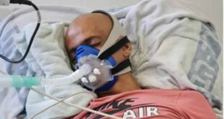 الأسير أبو عكر المضرب منذ 30 يوما محتجز في ظروف قاسية في عوفر