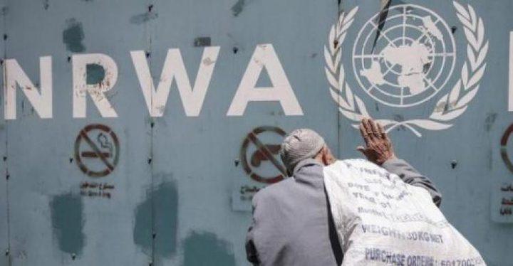 """مجتمعون يؤكدون رفض اتفاق """"الإطار"""" بين الأونروا والإدارة الأمريكية"""