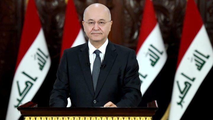 العراق: لا يمكن أن يستتب السلام دون تلبية حقوق الشعب الفلسطيني