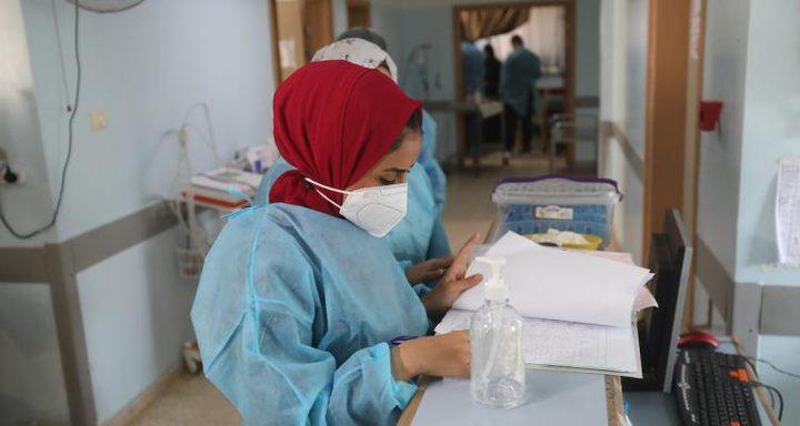 """الصحة: بداية تسطح المنحنى الوبائي لفايروس """"كورونا"""" في الضفة"""